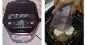 aparat de facut paine -paine fara gluten