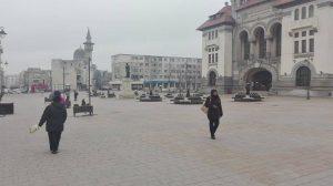 centrul vechi constanta - piata ovidiu