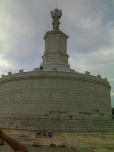 monumentul adamclisi