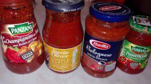 sosuri pentru paste bolognese