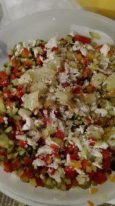 salata beouf legume taiate